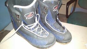Snow Board Boots Mens Size 12