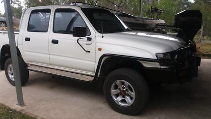 3ltr Diesel Toyota Hilux ute