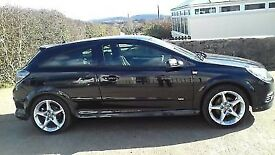 My Vauxhall Astra 1.8 SRI - With Sports Button