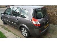2006 RENAULT 7 SEATER HAS INSURANCR MOT TAX READY TO DRIVE HOME