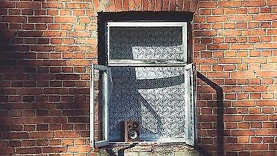 Weiße Gardinen werten Dein Fenster auf