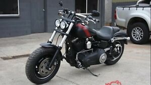 2013 Harley Davidson Duma fat bob 1690cc v-rod Altona North Hobsons Bay Area Preview