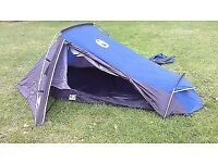 Coleman 2 man tent - Never used.