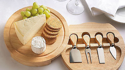 Wooden Cheese Boards