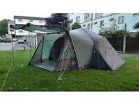 Sunncamp Tourist 6 xp tent