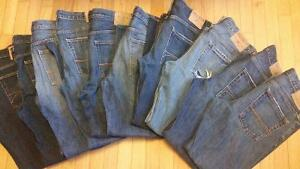 Hollister and A&F jeans $20 or less