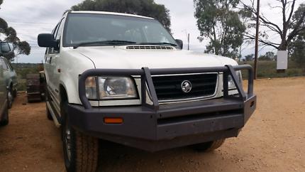 Wanted: Holden Jackaroo