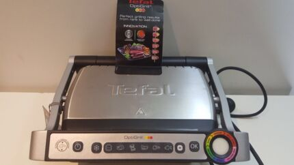 Never used Tefal Opti Grill