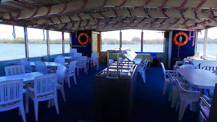 Catered River cruises