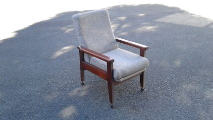 Retro Timber Chair