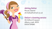 Dellar's cleaning service Albany Creek Brisbane North East Preview