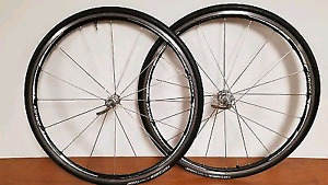 Dura ace 7801 Scandium wheelset (Tubeless ready) on *hold*