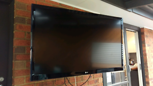 "LG 55"" LED flat screen TV Lysterfield Yarra Ranges Preview"