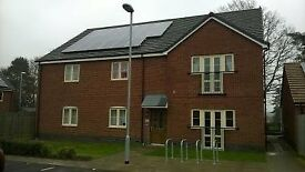 Two Bed Flat at Mistletoe Row, Tenbury Wells, Worcestershire