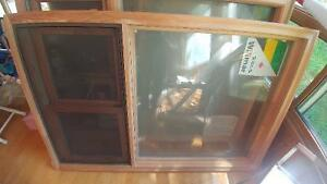 6 brand new windows