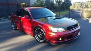2001 Subaru Liberty Sedan For Sale St Clair Penrith Area Preview