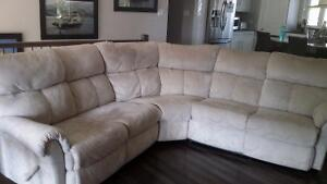 8x8 recliner sectional sofa