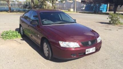 2002 VY Commodore