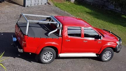 2012 Toyota Hilux Ute SR5 Auto