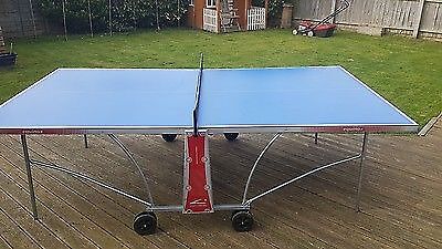 Equinox Cornilleau table tennis with waterproof cover - bats and balls 157a89ec65c7