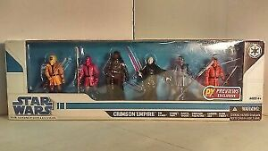 STAR WARS BATTLE PACK  LEGACY COLLECTION CRIMSON EMPIRE