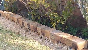 Retaining blocks Artarmon Willoughby Area Preview