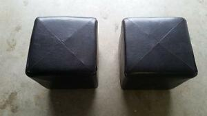Two Square Foot Stools