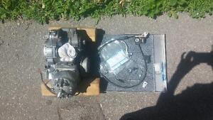 2002 Ktm 250 SX (XC GEARING) Good condition. Lots of extras. Peterborough Peterborough Area image 3