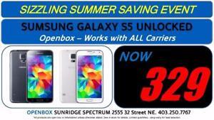 Samsung Galaxy S5 - Openbox - Unlocked