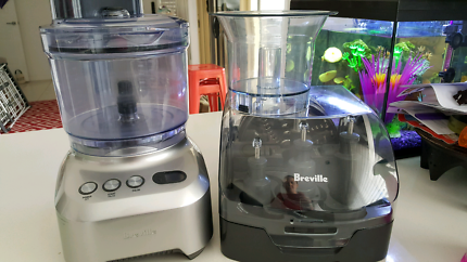 Wanted: Food processor