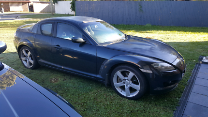 RX8 6 sp - wanting to swap for dl cab 4wd ute