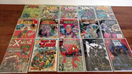 Silver Age & Bronze Age Comic Books