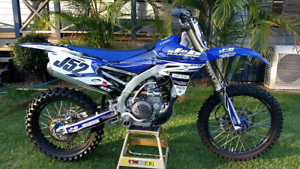 2014 YZ450f Walloon Ipswich City Preview