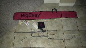 Big easy lockout kit