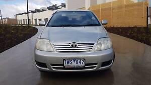 2005 Toyota Corolla Ascent Sport - Auto - REG+RWC FULL SERVICE!