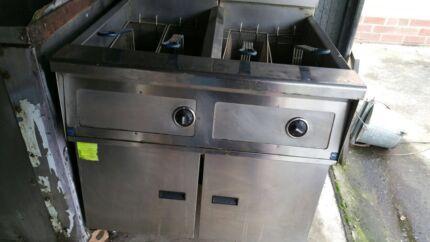 Charcoal chicken equipment