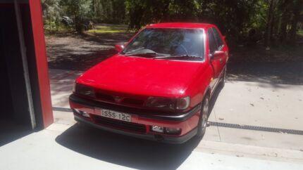 1995 Nissan Pulsar Hatchback N14