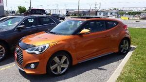 Factory Veloster Turbo wheels 5x114.3