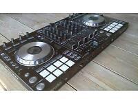 Pioneer ddj sx professional DJ controller.