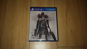 will  trade Bloodbourne PS4 for any 2 other PS 4  games