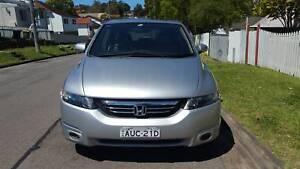 2005 Honda Odyssey Luxury 2.4L 4 Cylinder Wagon - 7 Seat, AUTO