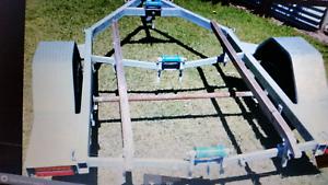 Special heavy duty boat trailer Caloundra Caloundra Area Preview