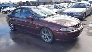 2001 Holden Berlina VX Sedan AUTO 5.7LTR V8 LOW KMS RARE Williamstown North Hobsons Bay Area Preview