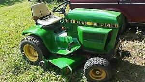 Looking For Blown Up or Unwanted Lawn Tractors / Ride On