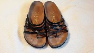 Birkenstock sandals and Papillio size 9.5 -10