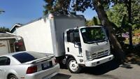 Full time 3ton truck driver needed