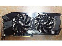 Sapphire AMD HD 7950 Dual X 3GB DDR5 Graphics Card Used