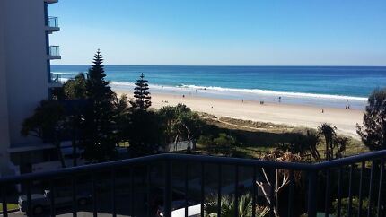 Oceanfront, beautiful landscape in the Surfers Royale Resorts