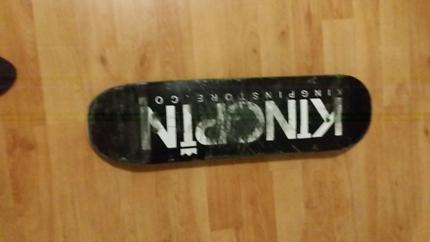 Skateboard deck 8.5
