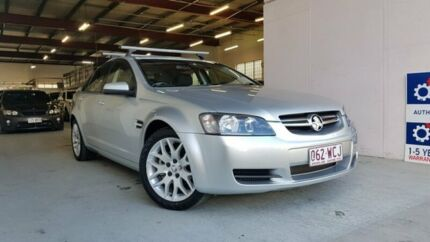 2008 Holden Commodore VE MY09 60th Anniversary Nitrate Silver 4 Speed Automatic Sedan